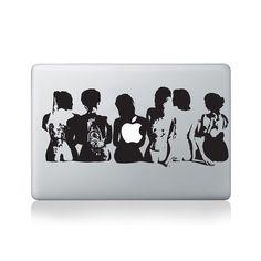 Back Catalogue Vinyl Sticker for Macbook 13/15 #Art #Sticker #macbook