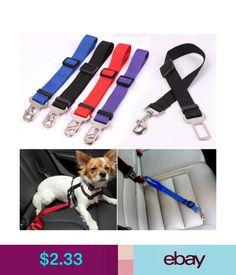 Harnesses Adjustable Vehicle Car Seat Belt Seatbelt Harness Lead Clip Pet Cat Dog Safety Q & Garden Dog Belt, Dog Seat Belt, Seat Belts, Seat Belt Harness, Cat Dog, Dog Safety, Car Seats, Puppies, Pets