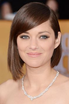 Our 8 Favorite Haircuts for Spring 2013: Marion Cotillard