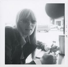 nico, sunset strip, 1967