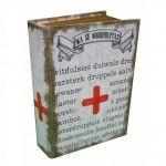 Noodhulptas Storage Box {30x21x6.5cm}