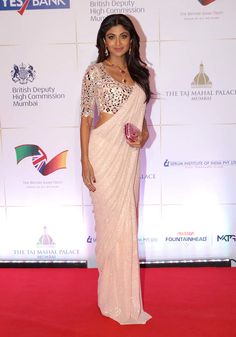 La starlette Shilpa Shetty Plus