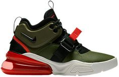 best website 6981a 1d671 Big Kids  Nike Air Force 270 Casual Shoes