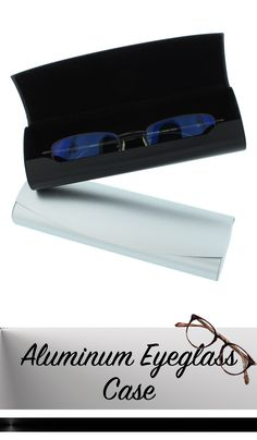 Aluminum Eyeglass Case For Small Frames #holiday