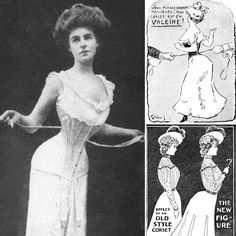 Corsets: Lots of Controversy Squeezed Into One Undergarment