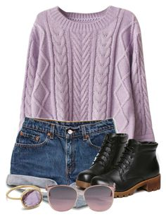 """Purple"" by drakona ❤ liked on Polyvore featuring Katie Diamond"