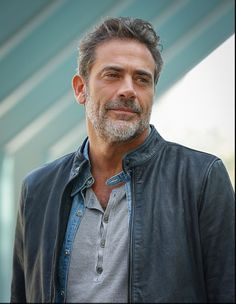 He's my new man crush Jeffrey Dean Morgan J.D -Extant