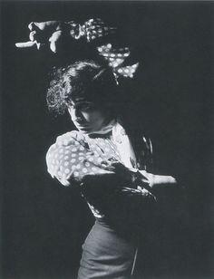 Antonio el bailarín | Fotografía por Serge Lido. Tumblr