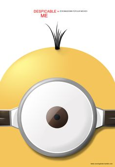 Despicable Me. Haha I love the little minions!!