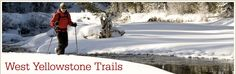 nordic trails near west yellowstone