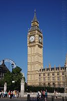 Historique et chiffres sur Big Ben, Londres