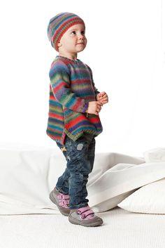 LANG YARNS FATTO A MANO 196 - BABY # 36 Mille Colori Baby