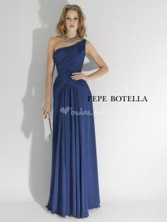 Vestido azul de Pepe Botella - http://www.bodas.net/cat-DressList.php?tipo=2&Disenador=154