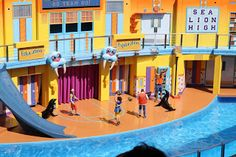 We recently saw the hilarious new Sea Lion show at SeaWorld Orlando. Clyde and Seamore's Sea Lion High show is a really entertaining High-. Disney Travel, Disney Trips, Seaworld Orlando, Sea World, Travel Tips, Lion, Hilarious, Entertaining, Leo