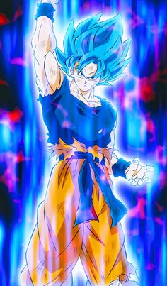 Goku SSB, Dragon Ball Super Dragon Ball Image, Dragon Ball Gt, Buu Dbz, Goku Pics, Dragon Images, Anime Art, Manga Girl, Anime Girls, Rosario Vampire