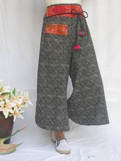 76b84885945 Items similar to Women Gypsy Yoga Harem Pants on Etsy