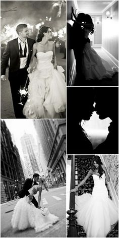 life spelled JEN: wedding wednesday [seven]. The upper right picture = amazing.