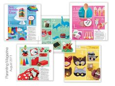 parenting magazine august 2011 birthday parties and printables
