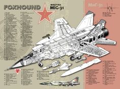 MIG 31 Cutaways - ED Forums