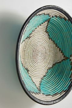 Hanging Baskets, Baskets On Wall, Storage Baskets, Wall Basket, Woven Baskets, Crochet Beach Bags, Yarn Wall Art, Rope Decor, Traditional Baskets