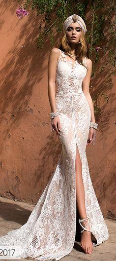 Stunning Djamia Lorenzo Rossi wedding dress