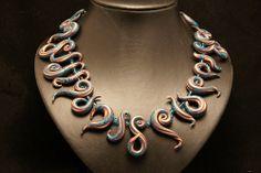 image Crafts, Image, Jewelry, Fashion, Moda, Manualidades, Jewlery, Jewerly, Fashion Styles