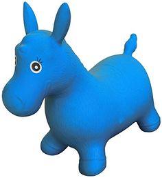 SUESPORT Blue Horse Hopper Kit, Pump…