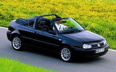 Volkswagen Golf Cabriolet, Cabrio Vw, Vw Cabriolet, Vw Golf Mk4, Vw Mk1, Vw Cars, Cool Cars, Pure Products, Vehicles