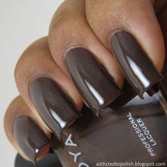 Zoya Emilia  #BlackWomen #Nails #Manicure