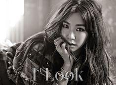 SNSD Tiffany and Lee Chul Woo - 1st Look Magazine Vol.90