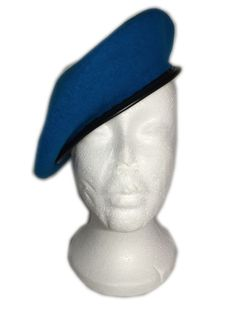 c238876d7c3 Beret hat cap army Military Turquoise A special idf zahal warrior Combat  israel Army Hat