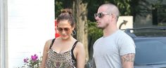 Are They or Are They Not? J Lo and Casper Smart Cozy Up in The Hamptons
