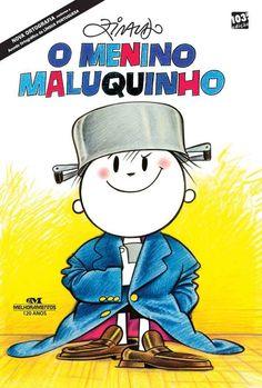 O Menino Maluquinho, Ziraldo