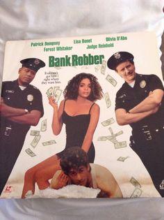 Bank Robber, Laserdisc UPC# 013023365865 (LD69964)
