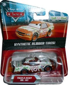 Disney / Pixar CARS Movie Exclusive 155 Die Cast Car with Synthetic Rubber Tires TachOMint by Mattel Toys. $38.98. For Ages 3 & Up. Tach-O-Mint #101 (Kmart Exclusive with Synthetic Rubber Tires!) Disney Pixar Cars diecast toy. Disney Pixar Cars Kmart Exclusive Piston Cup Racers with Synthetic Rubber Tires from Mattel. Collect your favorites from the cast of CARS with these (Hot Wheels size) diecast actionsized vehicles! These exclusive Cars were only available at Kmart for ...