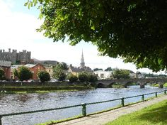 Enniscorthy, Co.Wexford, Ireland. My grandfather's hometown.