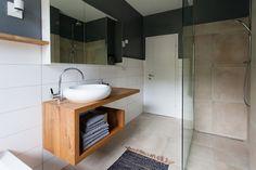 WOHN:PROJEKT - der Mama Tochter Blog für Interior, DIY, Dekoration und Kreatives : Vorher-Nachher: Ein neues Badezimmer um 4000 Euro
