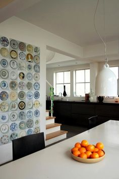 photos of plates so much less nerve-wracking than the precious real thing on walls (and photos can be resized too!). Roel Vaessens, Remodelista