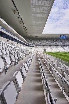 Galería: Dentro del nuevo estadio de Burdeos diseñado por Herzog & de Meuron,© Philippe Caumes