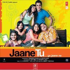 Jaane Tu Ya Jaane Na. Light-hearted cheery stuff!