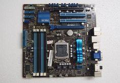 ASUS P8Z68-M PRO Intel Z68 Motherboard 1155 S1155 LGA1155 mATX CrossfireX 6.0G/S