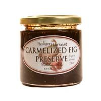 Carmelized Fig Preserve by Italian Harvest - great over cheeses or even to top ice cream