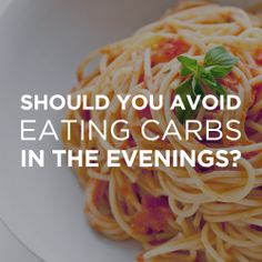 Visit http://workoutlabs.com/ask-a-trainer/eating-carbs-late-weight-loss/ to learn if you should avoid eating carbs late at night to lose weight. • Via @WorkoutLabs