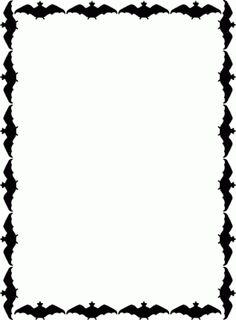 set of simple black banners border frame   Clip Art & Printables ...