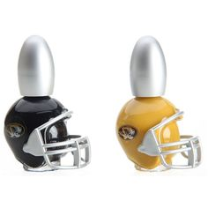 Missouri Tigers Game Day Duo Nail Polish
