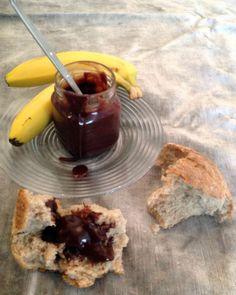Paleo νουτέλα (αντί μέλι: σιρόπι αγαύης) Sweet Desserts, Paleo Diet, Paleo Recipes, Dairy Free, Oatmeal, Pudding, Beef, Chocolate