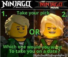 Original Lloyd or Ninjago Movie Lloyd ?(The real question is which one did u fall in love with first?)