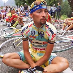 On this day in 2004 cycling lost a modern great. RIP Marco. #Pantani
