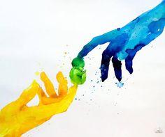 Grunge Art by Lora Zombie Lora Zombie, Zombie Art, Grunge Art, Thing 1, Magic Art, Cool Paintings, Life Drawing, Painting Inspiration, Art Lessons