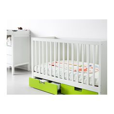 STUVA Crib with drawers  - IKEA - $199 (can remove one side for toddler bed)